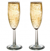 Two bubbles - Champagne Moods suggests a different vintage